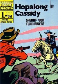 Cover Thumbnail for Sheriff Klassiker (BSV - Williams, 1964 series) #186