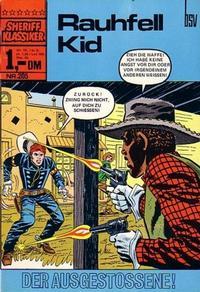 Cover Thumbnail for Sheriff Klassiker (BSV - Williams, 1964 series) #205