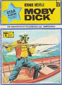 Cover Thumbnail for Star Album [Classics Illustrated] (BSV - Williams, 1970 series) #1 - Moby Dick