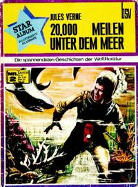 Cover Thumbnail for Star Album [Classics Illustrated] (BSV - Williams, 1970 series) #2 - 20.000 Meilen unter dem Meer