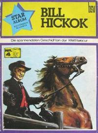 Cover Thumbnail for Star Album [Classics Illustrated] (BSV - Williams, 1970 series) #4 - Bill Hickok