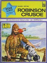 Cover Thumbnail for Star Album [Classics Illustrated] (BSV - Williams, 1970 series) #5 - Robinson Crusoe