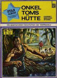 Cover Thumbnail for Star Album [Classics Illustrated] (BSV - Williams, 1970 series) #6 - Onkel Toms Hütte