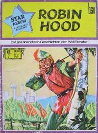 Cover Thumbnail for Star Album [Classics Illustrated] (BSV - Williams, 1970 series) #7 - Robin Hood