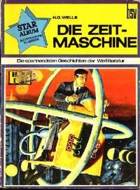 Cover Thumbnail for Star Album [Classics Illustrated] (BSV - Williams, 1970 series) #8 - Die Zeitmaschine