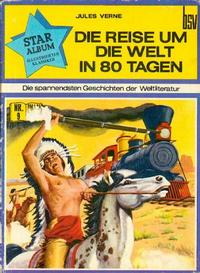 Cover Thumbnail for Star Album [Classics Illustrated] (BSV - Williams, 1970 series) #9 - Die Reise um die Welt in 80 Tagen