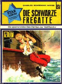 Cover Thumbnail for Star Album [Classics Illustrated] (BSV - Williams, 1970 series) #10 - Die schwarze Fregatte