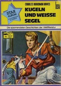 Cover Thumbnail for Star Album [Classics Illustrated] (BSV - Williams, 1970 series) #11 - Kugeln und weisse Segel