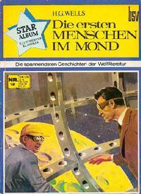 Cover Thumbnail for Star Album [Classics Illustrated] (BSV - Williams, 1970 series) #12 - Die ersten Menschen im Mond