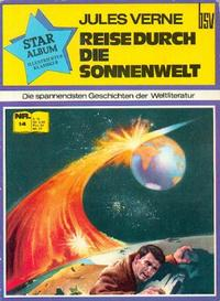 Cover Thumbnail for Star Album [Classics Illustrated] (BSV - Williams, 1970 series) #14 - Reise durch die Sonnenwelt