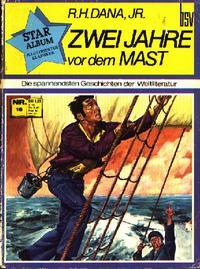 Cover Thumbnail for Star Album [Classics Illustrated] (BSV - Williams, 1970 series) #16 - Zwei Jahre vor dem Mast