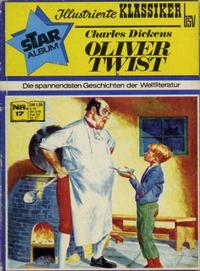 Cover Thumbnail for Star Album [Classics Illustrated] (BSV - Williams, 1970 series) #17 - Oliver Twist