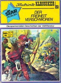Cover Thumbnail for Star Album [Classics Illustrated] (BSV - Williams, 1970 series) #18 - Der Freiheit verschworen