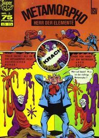 Cover Thumbnail for Super Comics (BSV - Williams, 1968 series) #3