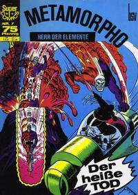 Cover Thumbnail for Super Comics (BSV - Williams, 1968 series) #7