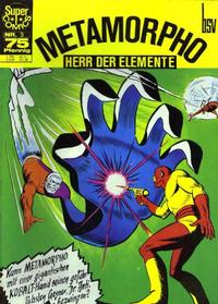 Cover Thumbnail for Super Comics (BSV - Williams, 1968 series) #9