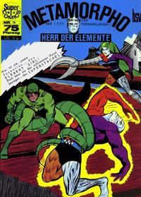 Cover Thumbnail for Super Comics (BSV - Williams, 1968 series) #13