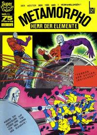 Cover Thumbnail for Super Comics (BSV - Williams, 1968 series) #15