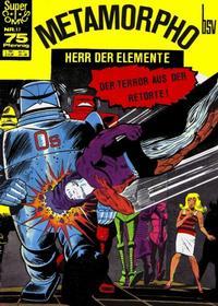 Cover Thumbnail for Super Comics (BSV - Williams, 1968 series) #17