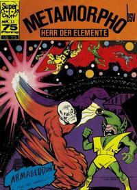 Cover Thumbnail for Super Comics (BSV - Williams, 1968 series) #23