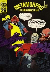 Cover Thumbnail for Super Comics (BSV - Williams, 1968 series) #27