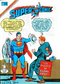 Cover Thumbnail for Supercomic (Editorial Novaro, 1967 series) #168