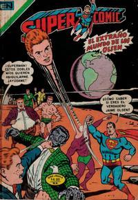 Cover Thumbnail for Supercomic (Editorial Novaro, 1967 series) #169