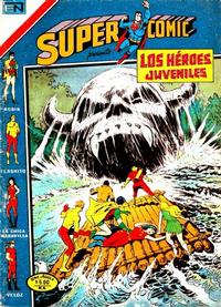 Cover Thumbnail for Supercomic (Editorial Novaro, 1967 series) #177