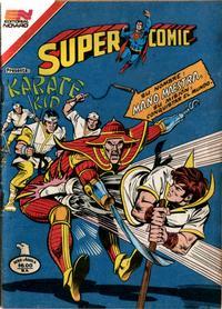 Cover Thumbnail for Supercomic (Editorial Novaro, 1967 series) #209