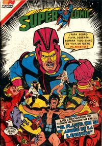Cover Thumbnail for Supercomic (Editorial Novaro, 1967 series) #210