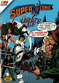 Cover Thumbnail for Supercomic (Editorial Novaro, 1967 series) #211