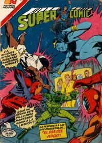 Cover Thumbnail for Supercomic (Editorial Novaro, 1967 series) #214
