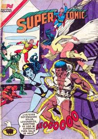 Cover Thumbnail for Supercomic (Editorial Novaro, 1967 series) #218