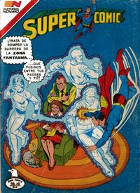 Cover Thumbnail for Supercomic (Editorial Novaro, 1967 series) #228