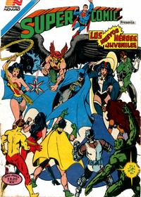 Cover Thumbnail for Supercomic (Editorial Novaro, 1967 series) #233