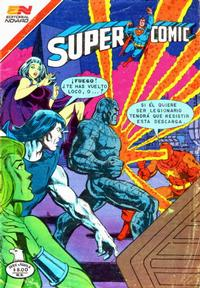 Cover Thumbnail for Supercomic (Editorial Novaro, 1967 series) #250
