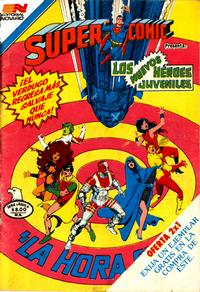 Cover Thumbnail for Supercomic (Editorial Novaro, 1967 series) #259