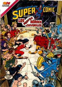 Cover Thumbnail for Supercomic (Editorial Novaro, 1967 series) #267