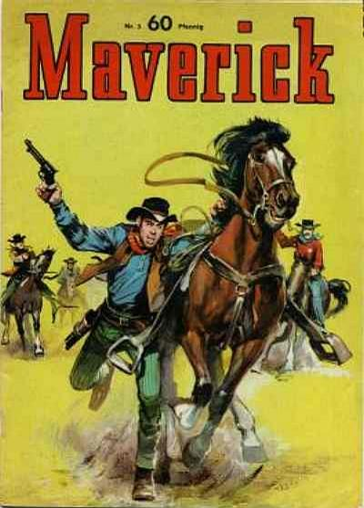 Cover for Maverick (BSV - Williams, 1965 series) #3