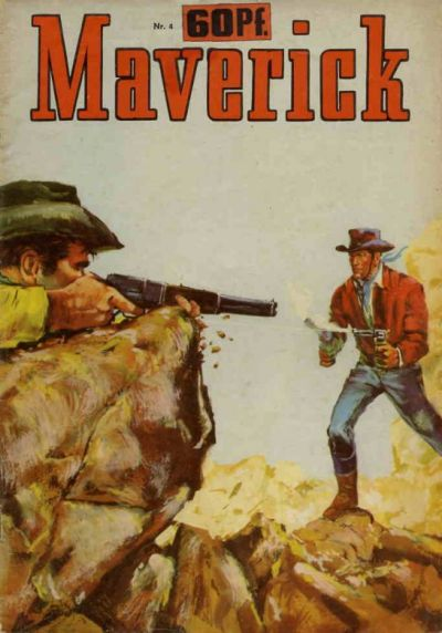 Cover for Maverick (BSV - Williams, 1965 series) #4