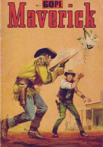 Cover for Maverick (BSV - Williams, 1965 series) #5
