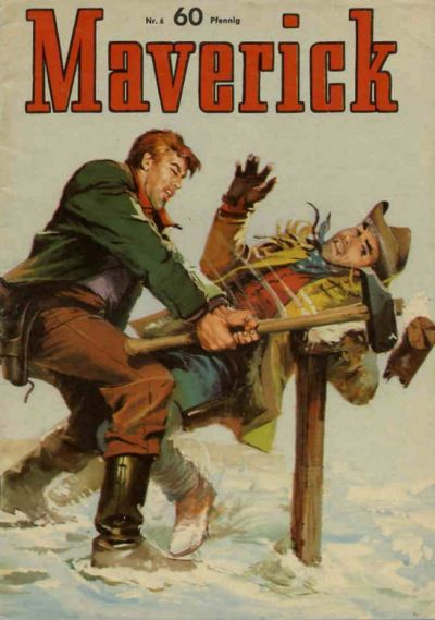Cover for Maverick (BSV - Williams, 1965 series) #6