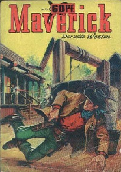 Cover for Maverick (BSV - Williams, 1965 series) #10
