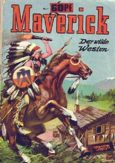 Cover for Maverick (BSV - Williams, 1965 series) #11