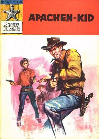 Cover for Sheriff Klassiker (BSV - Williams, 1964 series) #903