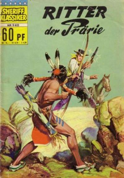 Cover for Sheriff Klassiker (BSV - Williams, 1964 series) #940
