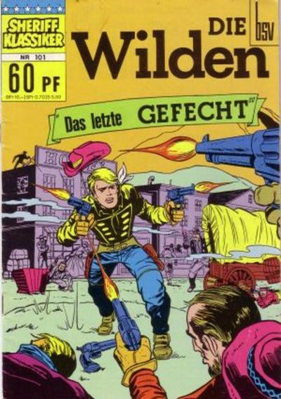 Cover for Sheriff Klassiker (BSV - Williams, 1964 series) #101