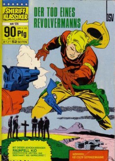 Cover for Sheriff Klassiker (BSV - Williams, 1964 series) #126