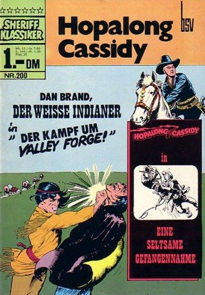 Cover for Sheriff Klassiker (BSV - Williams, 1964 series) #200