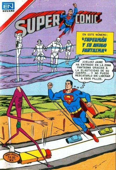 Cover for Supercomic (Editorial Novaro, 1967 series) #152